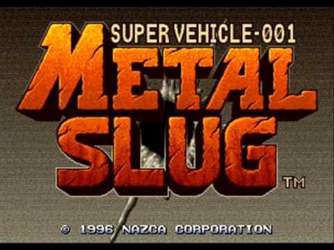 Metal Slug 1 OST: Inner Station -Mission 2-1- (Re-Extended)