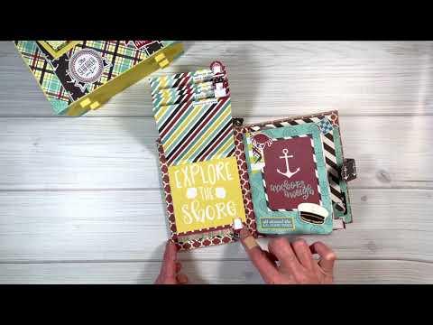 Cruisin' Suitcase and Mini Album!