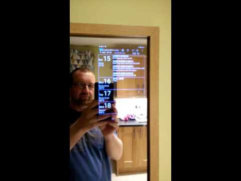 Android Motion Sensing Smart Mirror: 4 Steps (with Pictures)