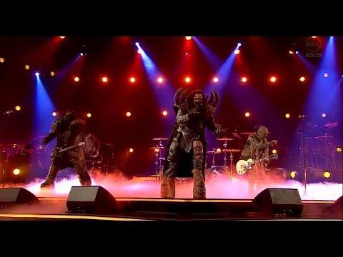 Lordi- Hard Rock Hallelujah(Live at Tähdet-tähdet 2017)