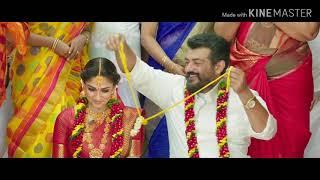Po_po_yen_ Tamil song, Sid Sriram, remix with viswasam movie scene, Ajith version