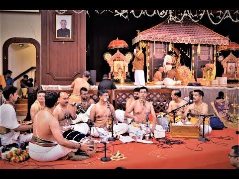 Bhajans by Kochi Krishnan & Ramachandran Naganathan at Abu Dhabi lamp Festival 2016