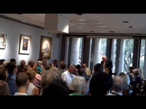 The Last Magician:Isaac Newton-Steven Weinberg- Oct 4 2013-Harry Ransom Center-Austin