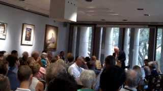 The Last Magician:Isaac Newton-Steven Weinberg- Oct 4 2013-Harry Ransom Center-Austin