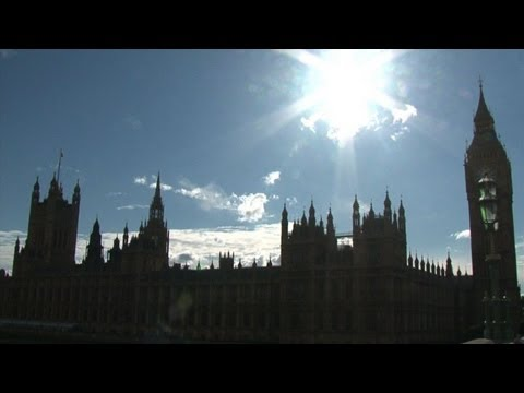 Eurosceptics make themselves heard in UK