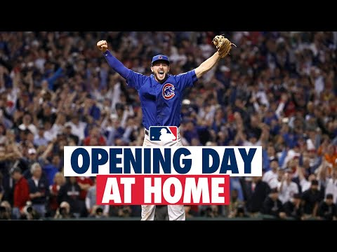 2016 World Series Game 7 (Cubs Vs. Indians) | #OpeningDayAtHome