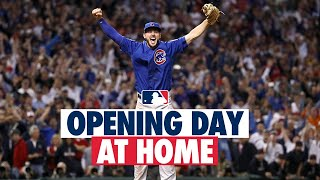 2016 World Series Game 7 (Cubs vs. Indians) | #OpeningDayAtHome