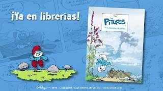 Los Pitufos #37 | Booktrailer