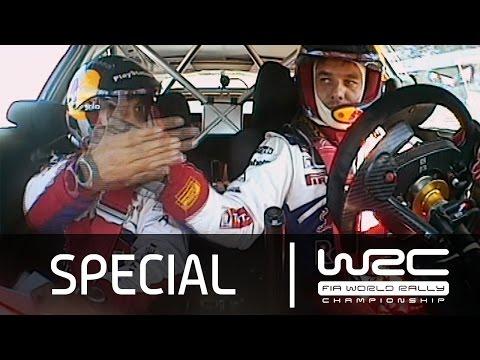 WRC - XION Rally Argentina 2015: Sebastien Loeb Tribute