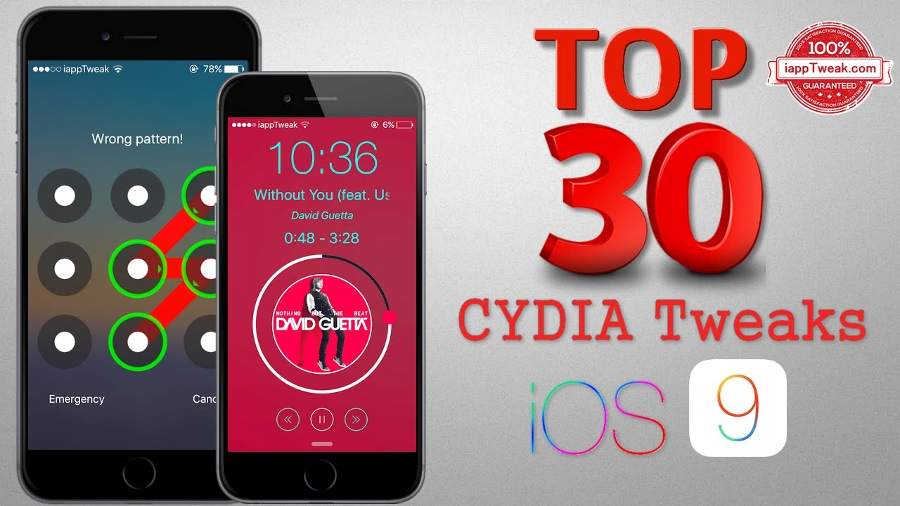 cydia application ios 9