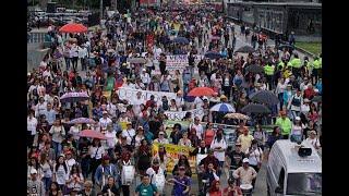Así será la jornada de marchas este miércoles 28 de noviembre | Noticias Caracol