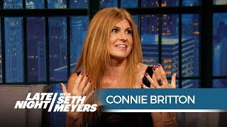 Connie Britton Loved Amy Schumer