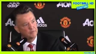 full louis van gaal pre match press conference manchester united v newcastle united hd