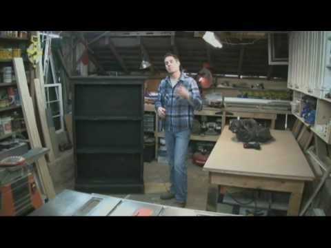 How To Build A Bookcase Part 1 Youtube