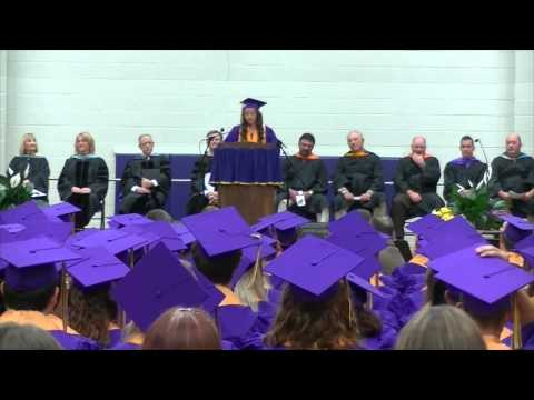 Arkansas City High School 2015 Graduation Ceremony