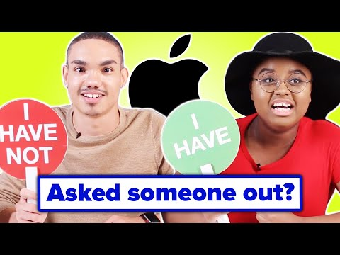 Apple Store Employees Play Never Have I Ever