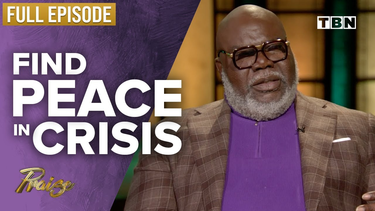 Download T.D. Jakes: How to Find Courage in Difficult Times | FULL EPISODE | Praise on TBN