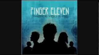 Finger Eleven - Paralyzer (Clean version + Lyrics)