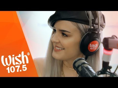 Anne-Marie Performs Friends LIVE On Wish 107.5 Bus