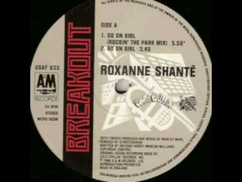 Old School Beats - Roxanne Shante - Go On Girl