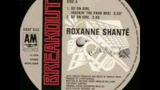 Old School Beats - Roxanne Shante - Go On Girl Thumbnail