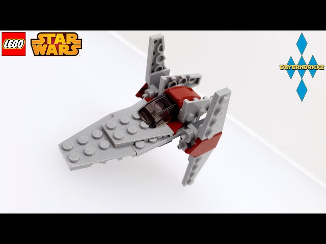 Lego Star Wars - V-Wing - Magazin Nr. 70 + Instruction / Anleitung