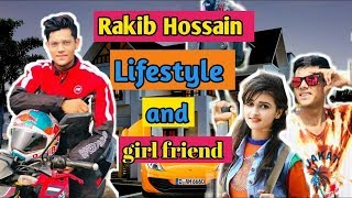 Rakib Hossain | Lifestyle | income and Girlfriend |  Vloger