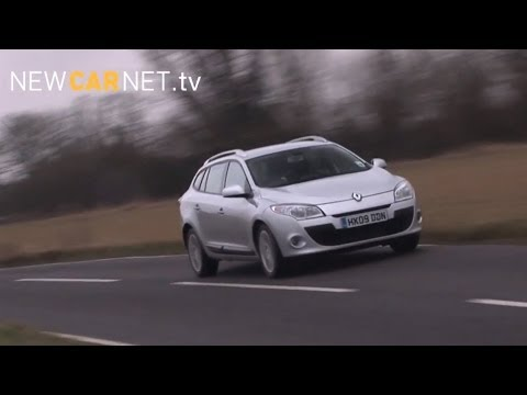Renault Megane Sport Tourer : Car Review