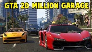 GTA 5 Sweet Cars 20 Million