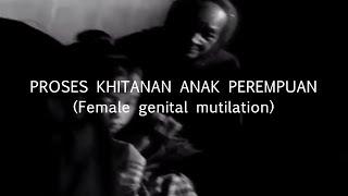 Proses Khitan Anak Perempuan Tradisi Sunat Wanita dalam Islam