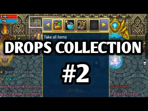 Dg Drops collection #2 | Warspear online