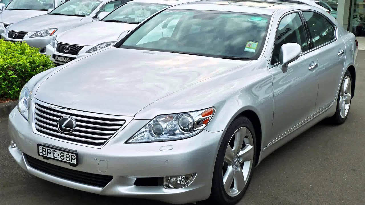 2010 lexus gs 460 - YouTube