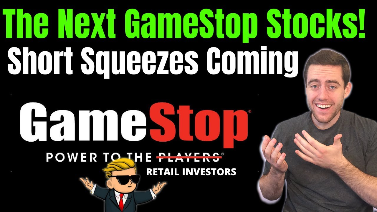 The Next 3 Gamestop Stocks! Stocks WallStreetBets Are ATTACKING!