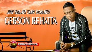 Gambar cover GERSON REHATTA - APA SALAH DAN DOSAKU - KEVINS MUSIC PRO - ( Cover )