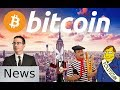 BItcoin / Cryptocurrency News - TV, Politicians, Playboy, & More