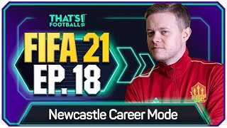 FIFA 21 NEWCASTLE UNITED CAREER MODE! GOLDBRIDGE! EPISODE 18
