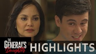 Elai gives Corazon an advice about Rhian | The General's Daughter
