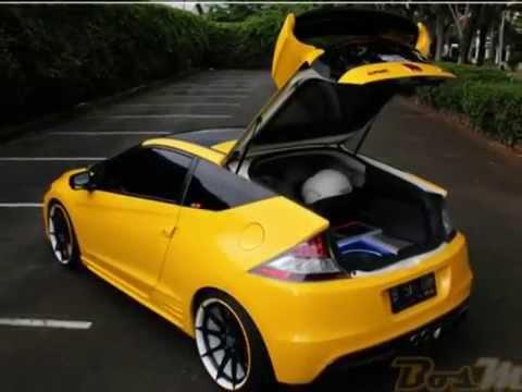 Mobil Honda CRZ Modifikasi Terbaru - YouTube