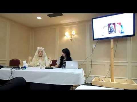 Anime North 2015 Japanese Fashion Advanced Shopping Panel