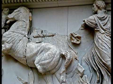 Gigantomachy-Great Altar of Pergamon