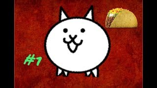 Fat Cats Attack Battle Cats Ep 1