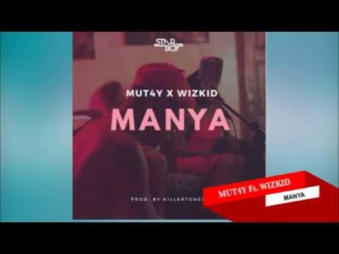 Wizkid - Manya By MUT4Y Official Lyrics 2 Go