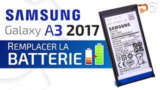samsung galaxy a3 2017 remplacer la batterie