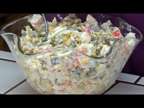 Real Grandma's Kitchen - Episode 8 - Intimate Crab Salad