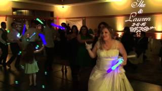 ike lauren s wedding w dj an angel s creation gig log coronado community center