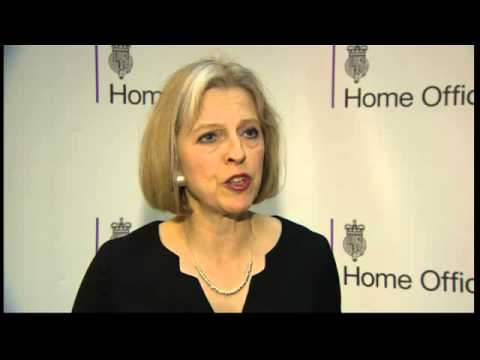 Woolwich Terror Attack: Home Secretary Theresa May 'Despicable Act Will Be Punished'