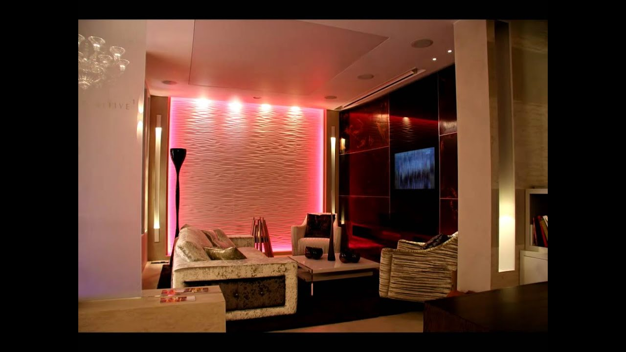 wall lighting effects. asco lights lighting design mood wall lamps dimmers effects youtube