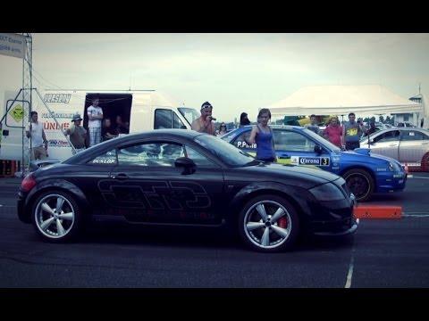 Audi TT Turbo Vs. Subaru Impreza WRX STI Drag Race HD - YouTube Audi With Wheels Wrx on mini audi, lexus audi, racing audi,