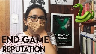 Reacting to End Game! ~ Reputation   Taylor Swift