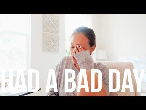 How I Handle & Overcome A Bad Day  VLOG